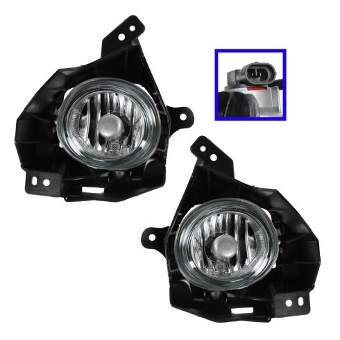 11-13 Mazda 2 Fog Driving Light PAIR