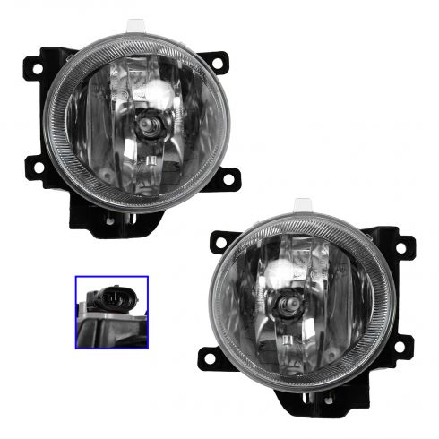 13 Toyota Landcruiser Fog Driving Light PAIR
