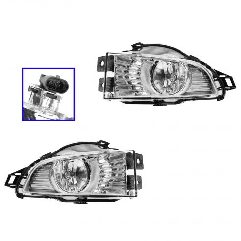 11-13 Buick Regal Fog Driving Light PAIR