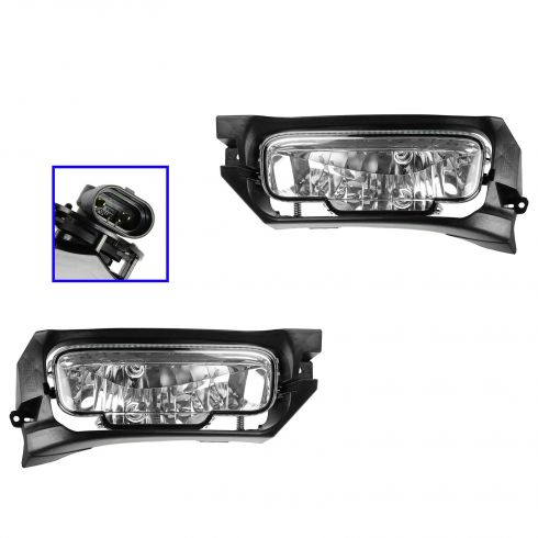 06-11 Mercury Grand Marquis Fog Driving Light PAIR