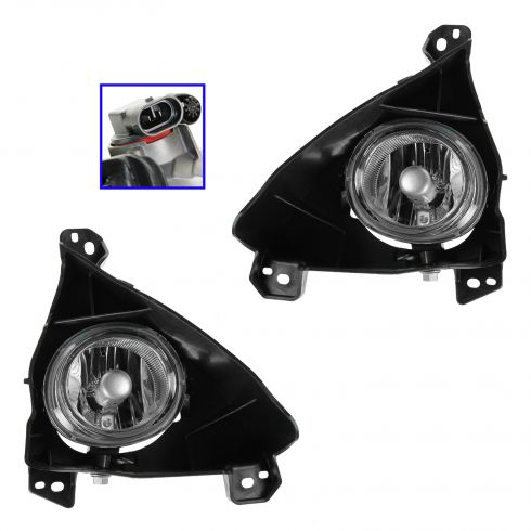 12 Mazda 5 Fog Driving Light PAIR