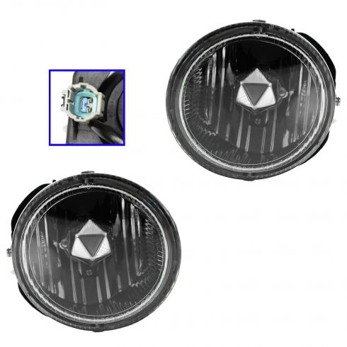00-03 Nissan Sentra Fog Light PAIR