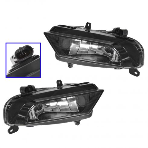 13-14 Audi A4 Fog/Driving Light PAIR