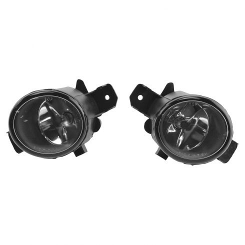 10-11 Altima; 04-11 Sentra; 07-08 Maxima; 08-11 Rogue Perf Clear Fog Light Pair