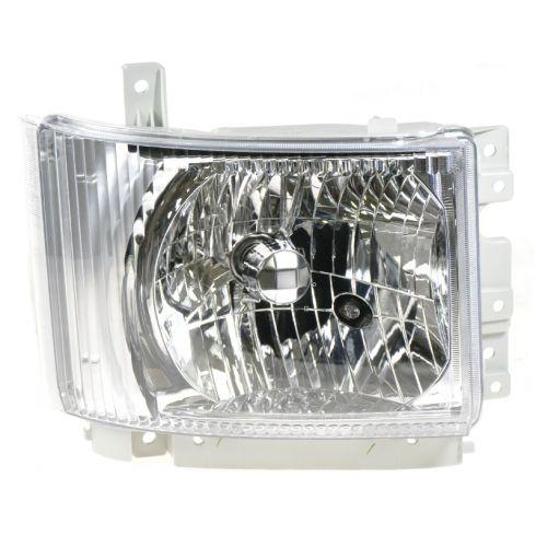 08-11 Isuzu N-PR/N-PR HD/N-QR;GMC W SERS Headlight ASY RH