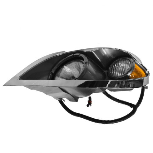09-11 International WorkStar Headlight Assy LH