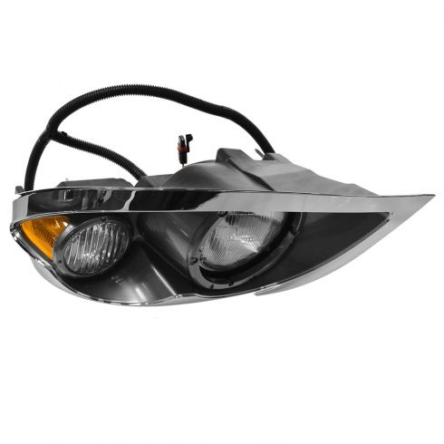 09-11 International WorkStar Headlight Assy RH