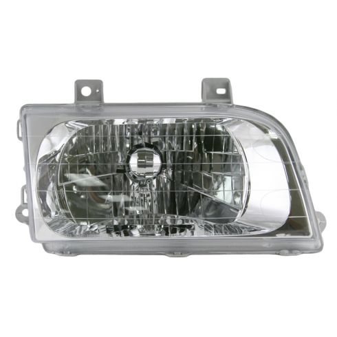 1998-02 Kia Sportage Composite Headlight RH