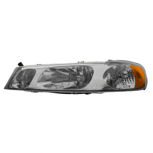 1998-02 Lincoln Town Car Composite Headlight Combo LH