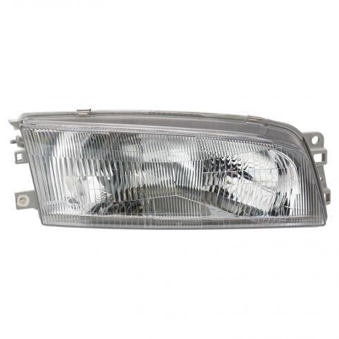 1997-01 Mitsubishi Mirage (4 door sedan) Composite headlight RH