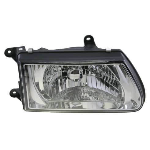 2000-02 Honda Passport Composite Headlight RH