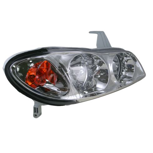 2000-01 Infiniti I30 Composite Headlight Combo (Halogen) RH