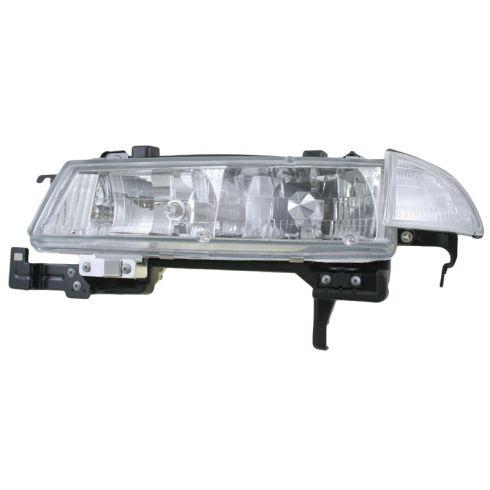 1992-96 Honda Prelude Composite Headlight Combo LH