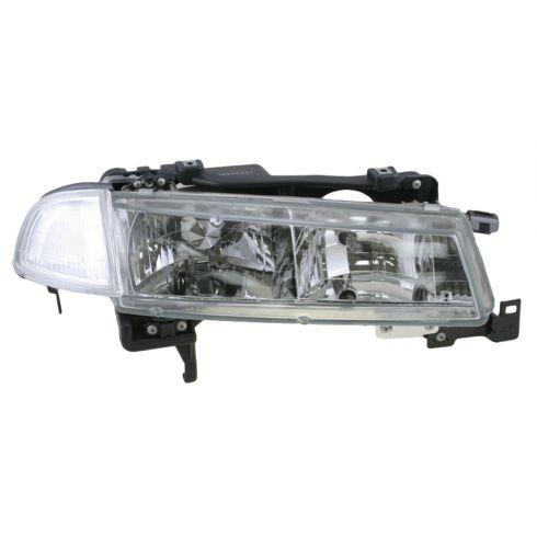 1992-96 Honda Prelude Composite Headlight Combo RH