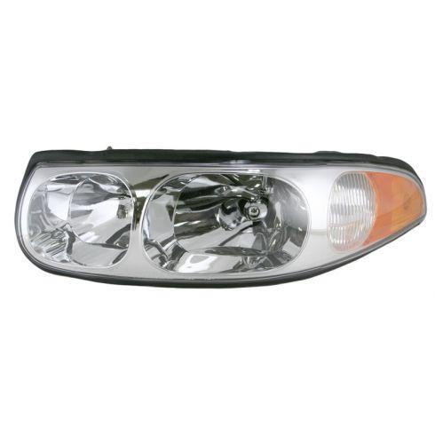 2000-03 Buick LeSabre Composite Headlight Combo LH