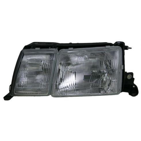 1993-94 Lexus LS400 Composite Headlight (with fog lamp) LH
