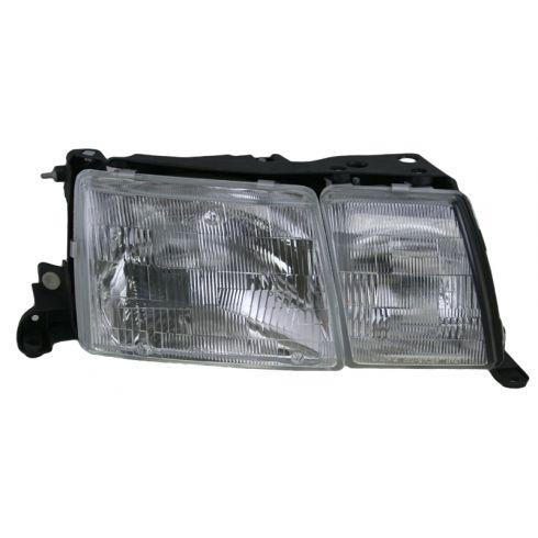 1993-94 Lexus LS400 Composite Headlight (with fog lamp) RH