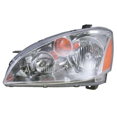 2002-03 Nissan Altima Composite Headlight Combo (wo HID Xenon) LH