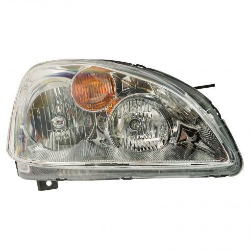 2002-03 Nissan Altima Composite Headlight Combo (wo HID Xenon) RH