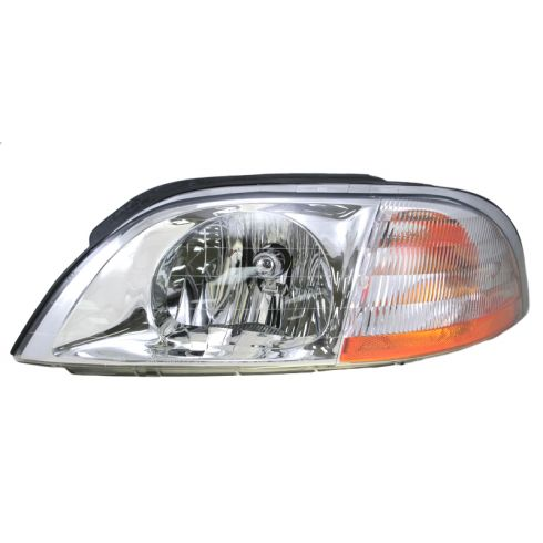 2001-03 Ford Windstar Composite Headlight Combo LH