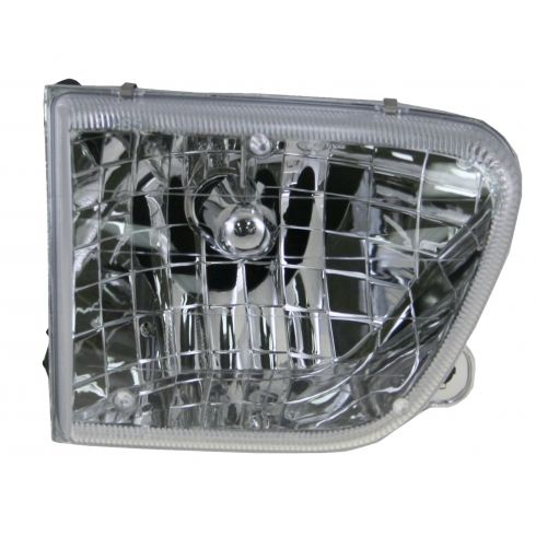 1998-01 Mercury Mountaineer Composite Headlight RH