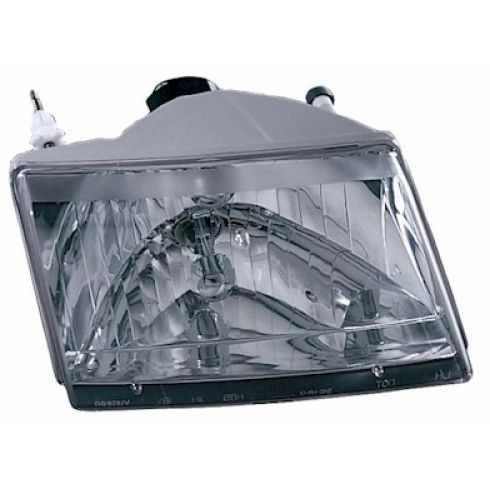 2001-03 Mazda PU Composite Headlight RH