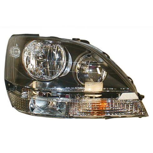1999-00 Lexus RX300 (non HID) Composite Headlight Combo RH