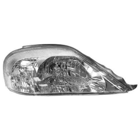 2000-05 Mercury Sable Composite Headlight Combo RH