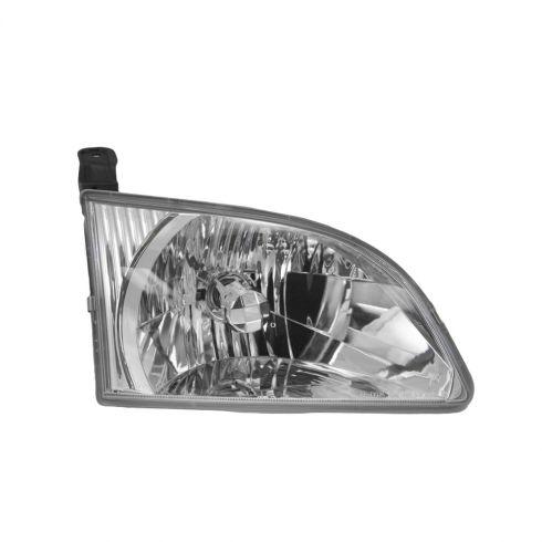 2001-03 Toyota Sienna Composite Headlight RH
