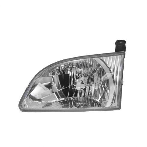2001-03 Toyota Sienna Composite Headlight LH