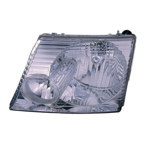 02-05 Ford Explorer 4dr Headlight Assy LH