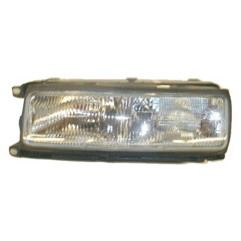 1990-91 Buick LeSabre Composite Headlight LH