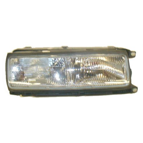 1990-91 Buick LeSabre Composite Headlight RH