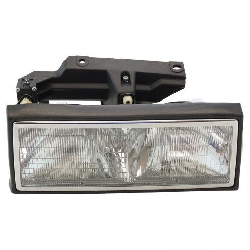 1991-93 Cadillac Deville Composite Headlight RH