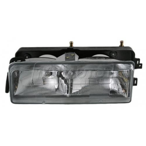 1989-96 Century Composite Headlight LH