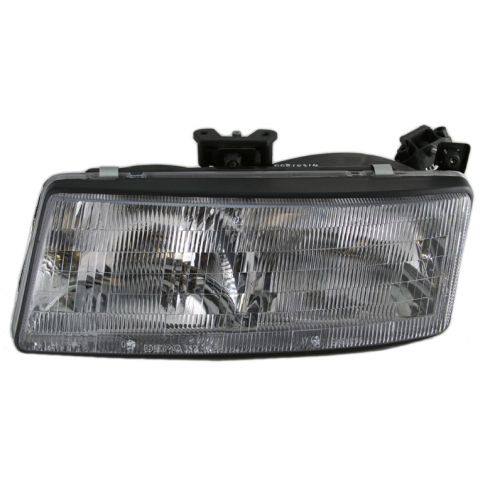 1990-94 Lumina Car Composite Headlight LH