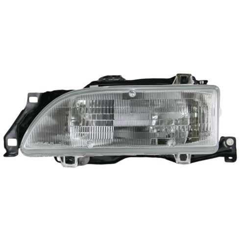 1989-92 Geo Prizm Composite Headlight LH