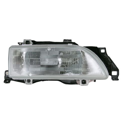 1989-92 Geo Prizm Composite Headlight RH