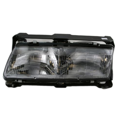 1990-96 Grand Prix Composite Headlight (with center light bar) LH
