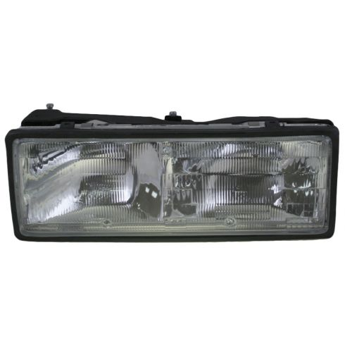 1987-90 Chevy Caprice Composite Headlight LH