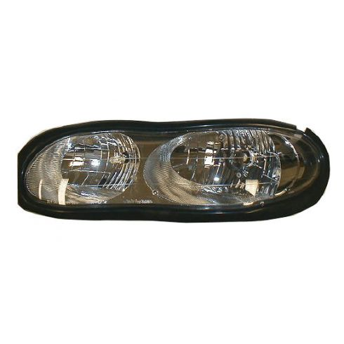 1998-02 Chevy Camaro Composite Headlight LH
