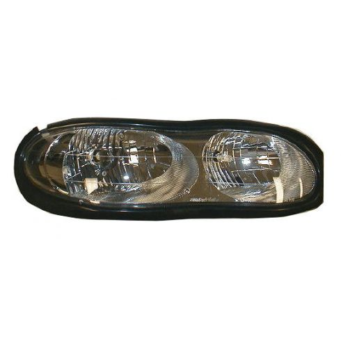 1998-02 Chevy Camaro Composite Headlight RH