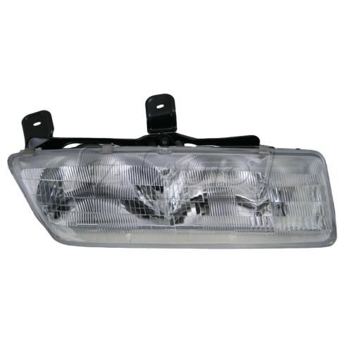 1991-92 Saturn 4 dr sedan Composite Headlight RH