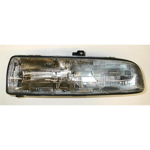 1993-96 Buick Regal 4 door Composite Headlight LH