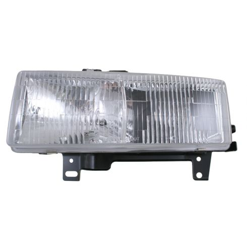 1996-02 Express Savana Van Composite Headlight LH