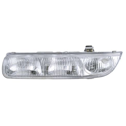 1996-99 Saturn Composite Headlight (4 dr sedan & SW) LH