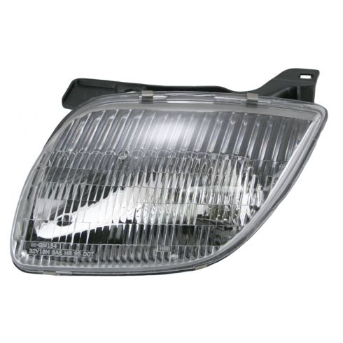 1995-02 Pontiac Sunfire Composite Headlight LH