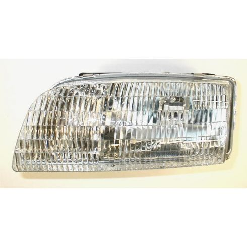 1996-98 Buick Skylark Composite Headlight LH