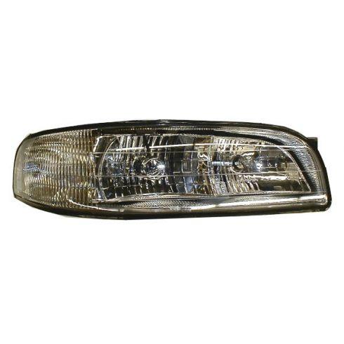 1997-99 Buick LeSabre Composite Headlight RH