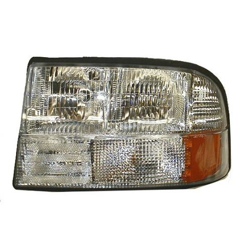 1998-03 S15 Jimmy Composite Headlight w/o FL LH
